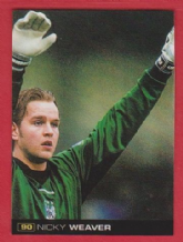 Manchester City Nicky Weaver